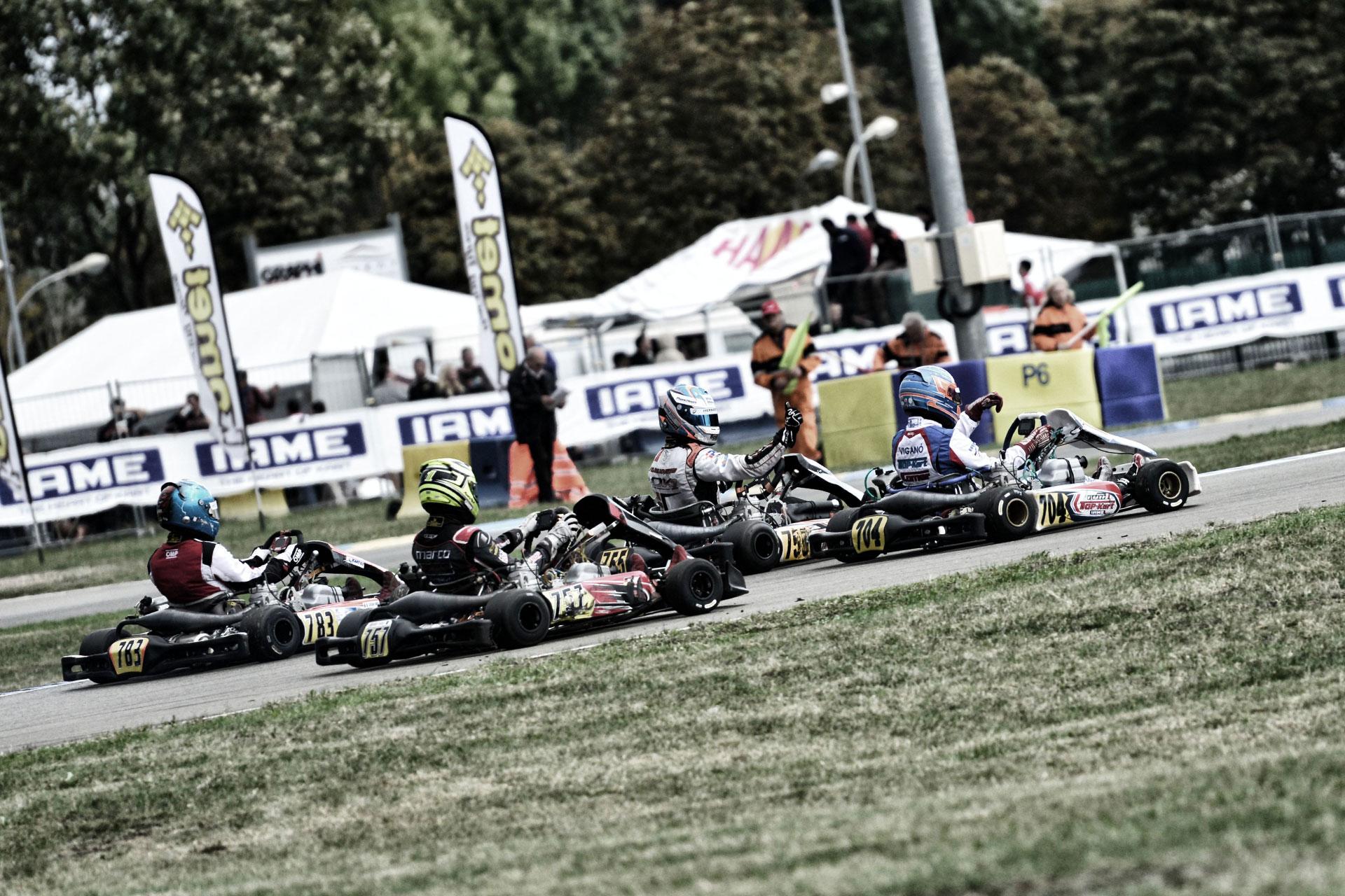 UNLEAD PHOTOGRAPHY | Iame International Final Le Mans 2016