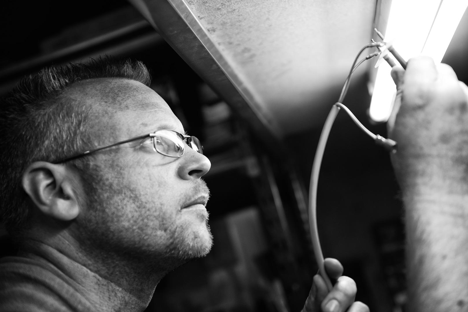 UNLEAD PHOTOGRAPHY   Industrial Reportage, Mitre Welding