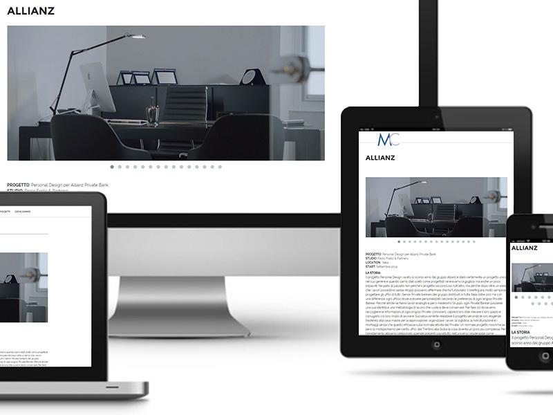 UNLEAD WEB DESIGN | Mariani Contract