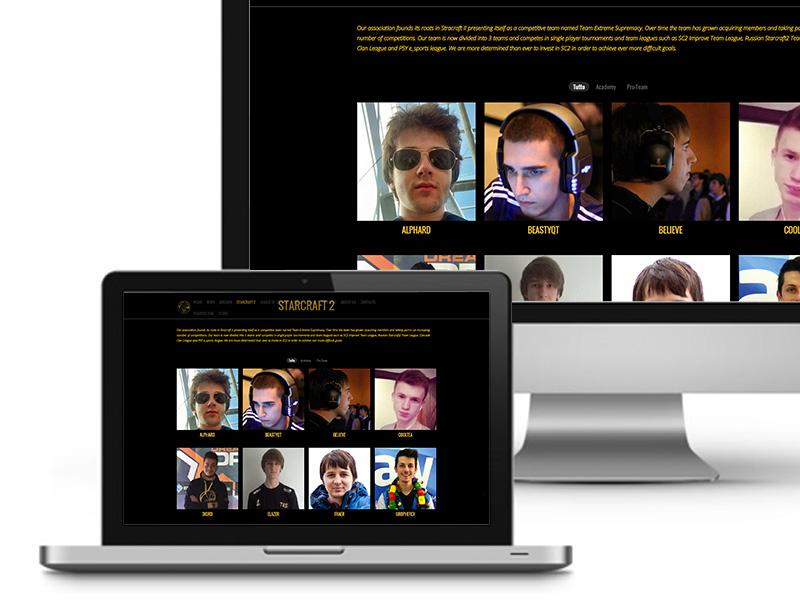 UNLEAD WEB DESIGN   Tes Gaming