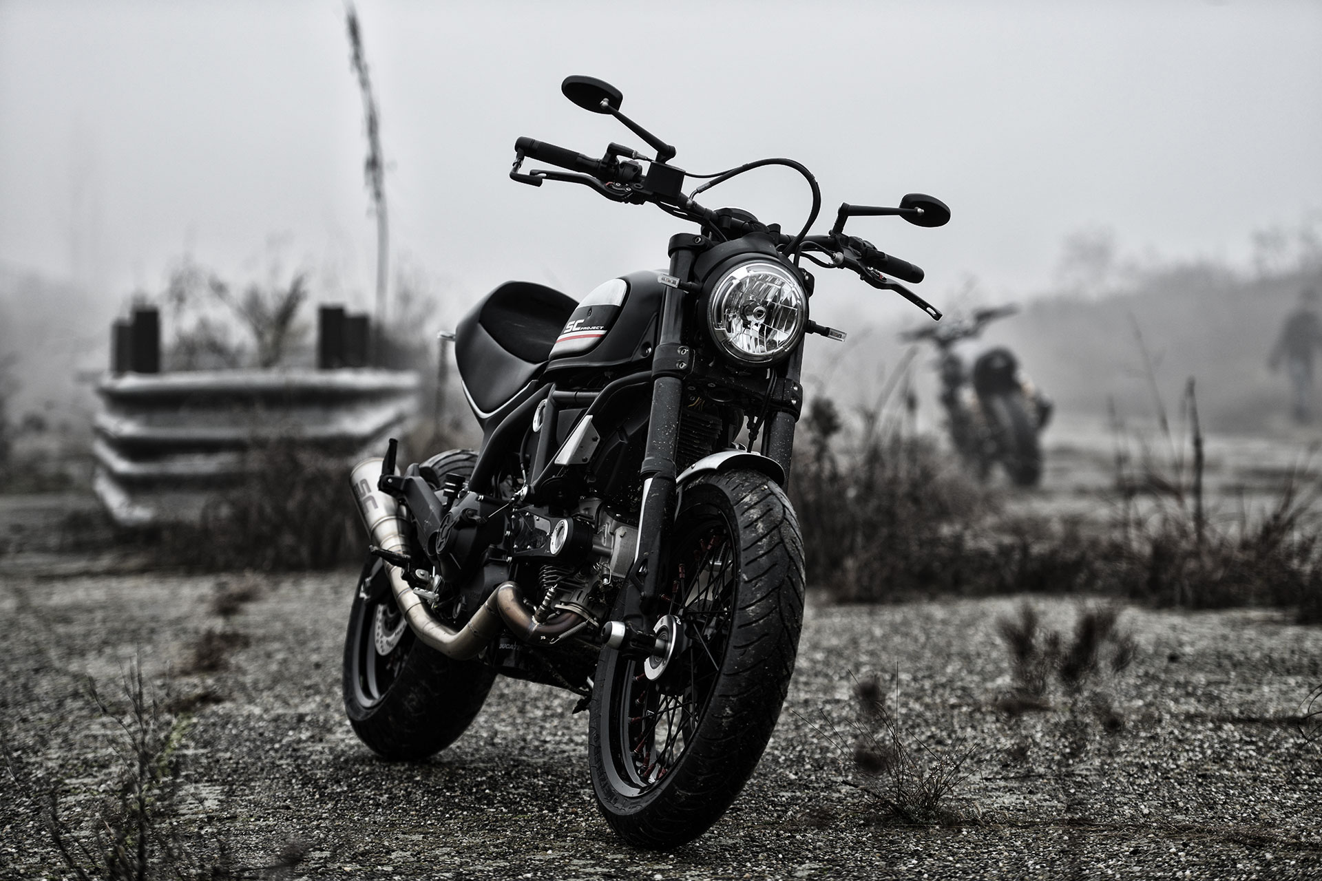 UNLEAD PHOTOGRAPHY | Motorcycle Reportage, SC-Project Ducati Scrambler