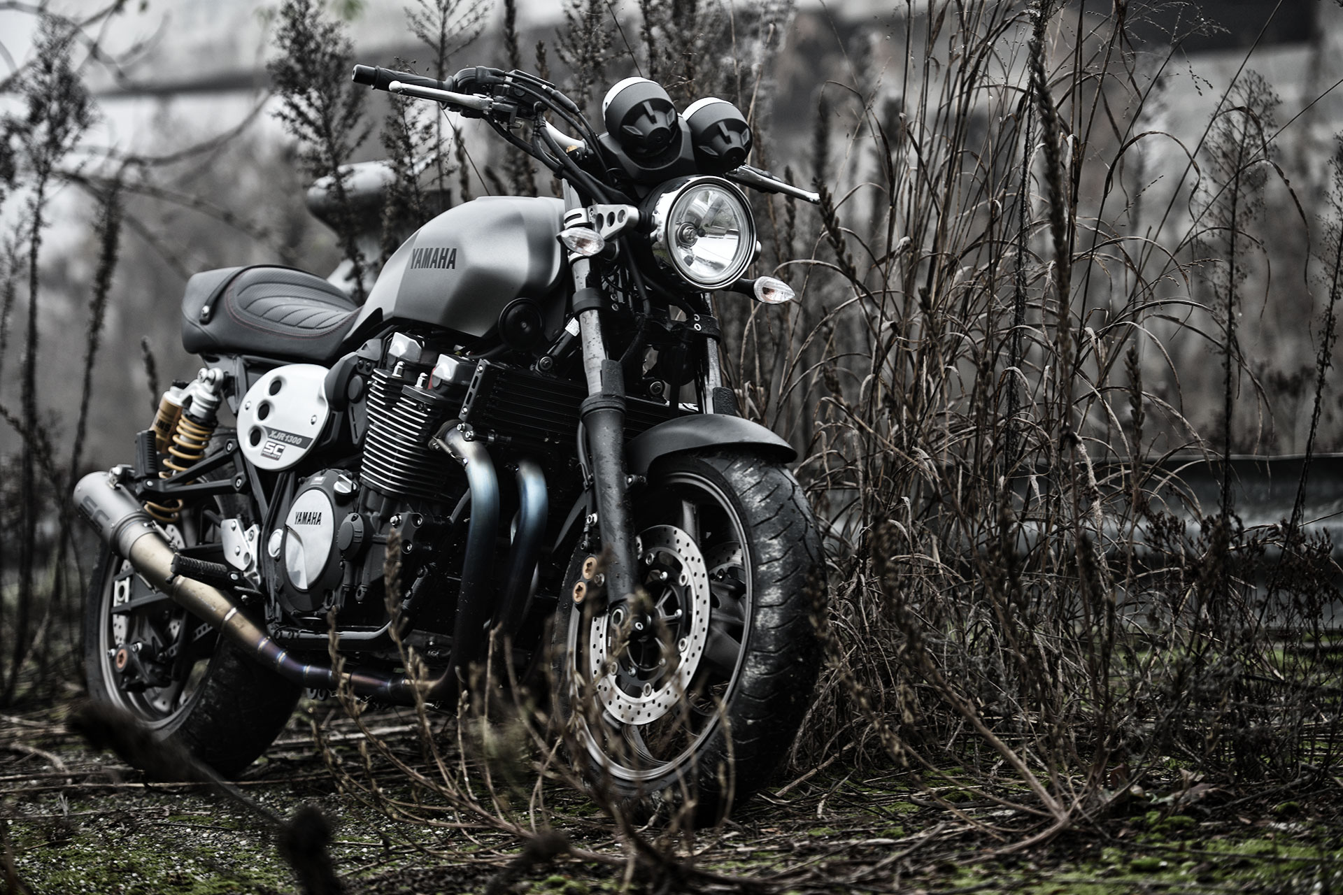 UNLEAD PHOTOGRAPHY | Motorcycle Reportage, SC-Project Yamaha XJR1300