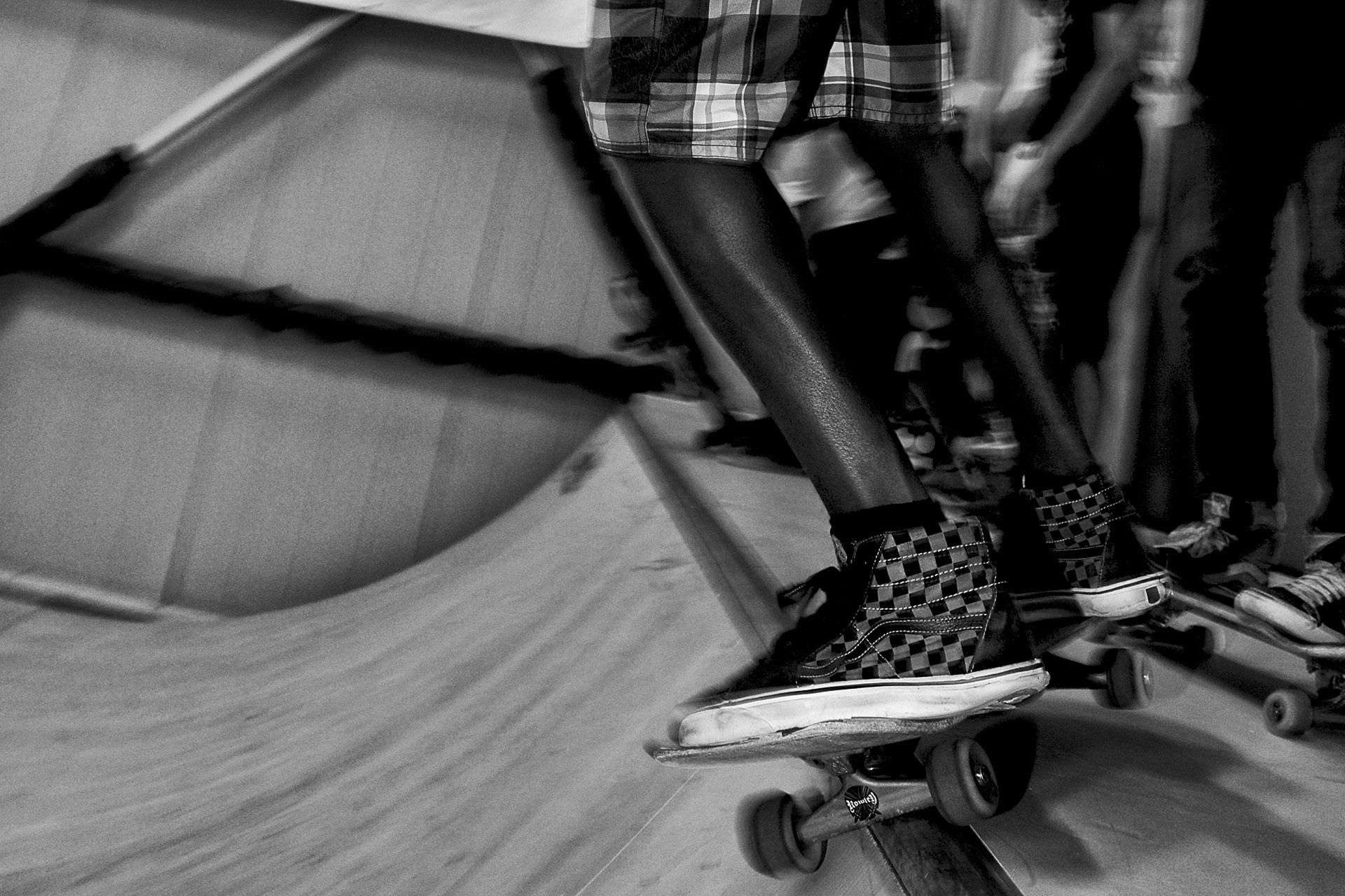 UNLEAD PHOTOGRAPHY | Urban Reportage, Vanja Skate Park